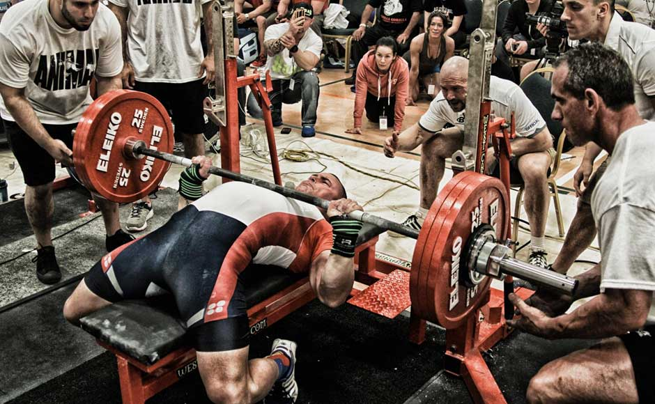 The Raw Bench Press
