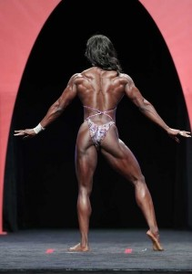 Tycie Coppett al Women's Physique 2014