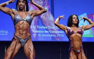 Trofeo 2 Torri 2014 - Woman Fitness